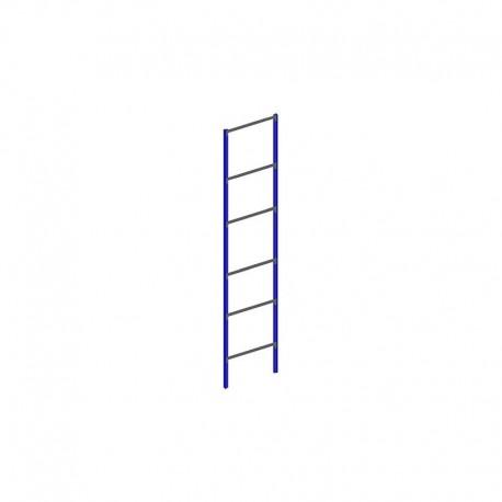 Spalla completa altezza 3 metri